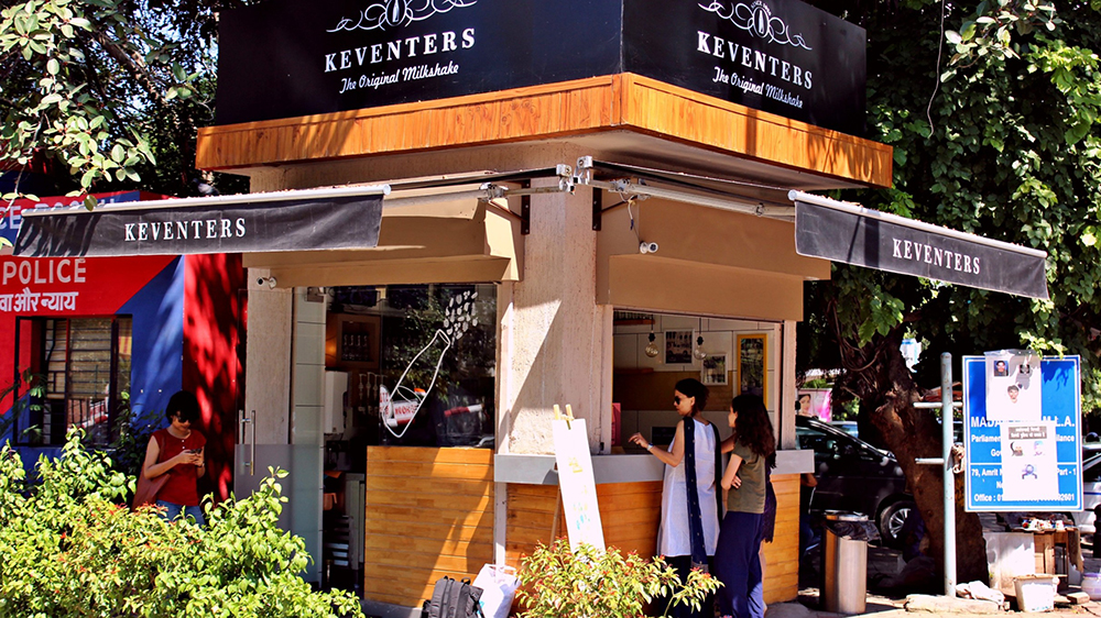 Dairy Product Keventeres makes Debut In Dubai