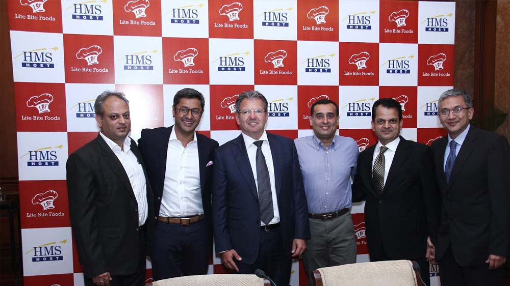 Lite Bite Foods partners with HMSHost to operate outlets at National and International Airports