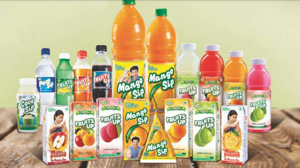 ​Manpasand Beverages targets 50-60% growth in sales in the next five years