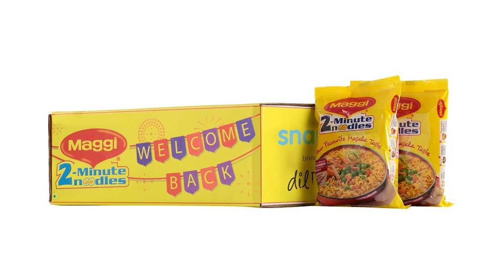 Nestle sells 3.3 crore of Maggi packs in 10 days