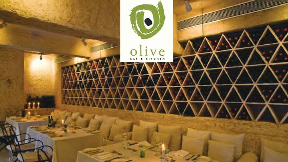 Olive Bar to raise Rs 200 crore