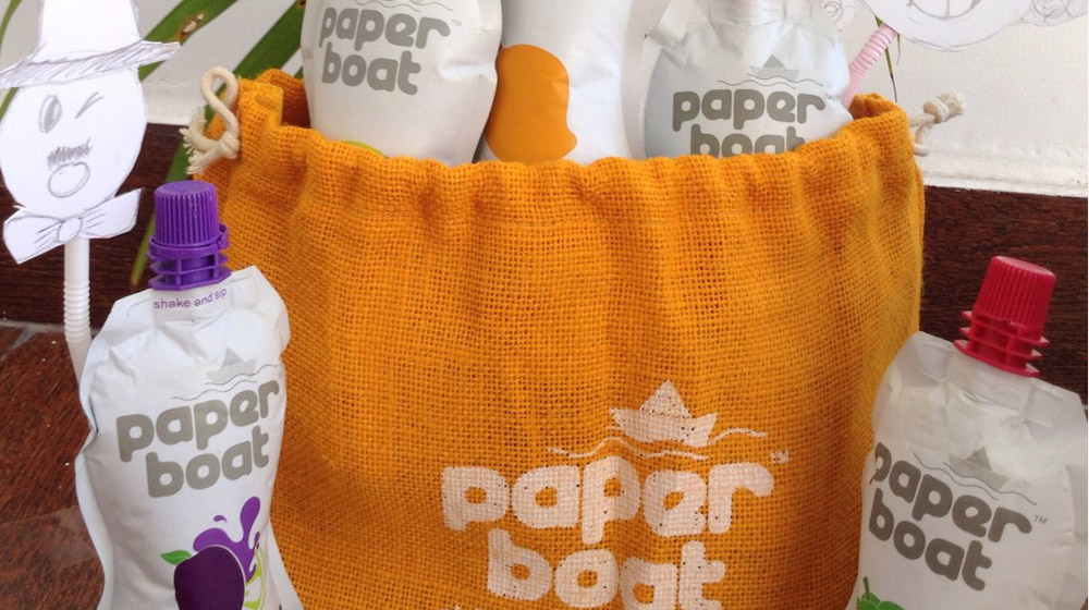 ​Paper Boat expects to grow to Rs 100 crore by 2018