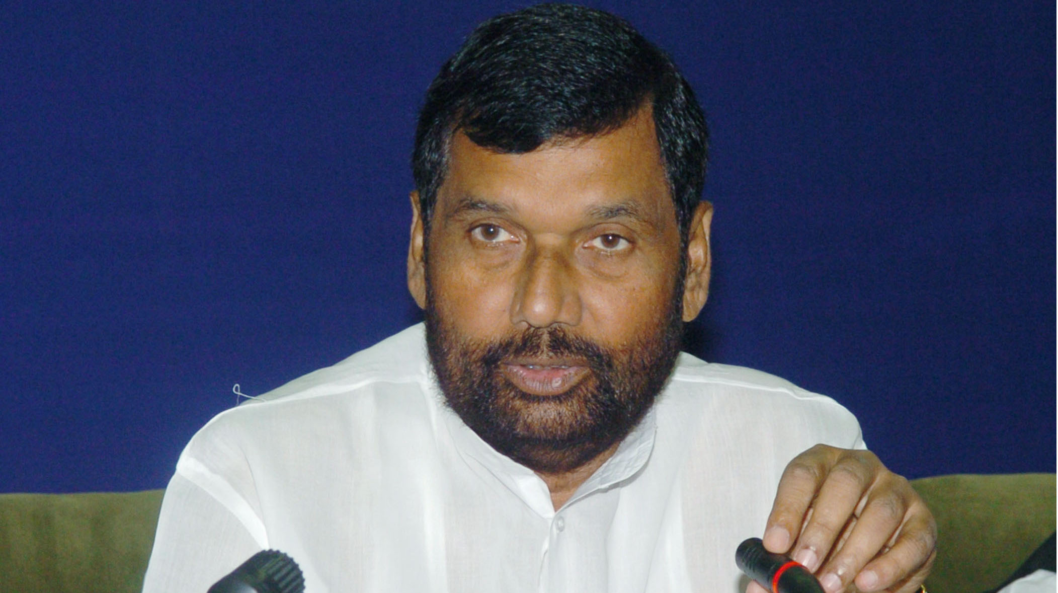 Taking service charge is 'Unfair trade practice', says Ram Vilas Paswan