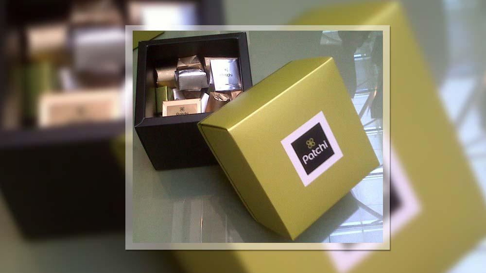Patchi Chocolates unveils Orange & Gold Collection