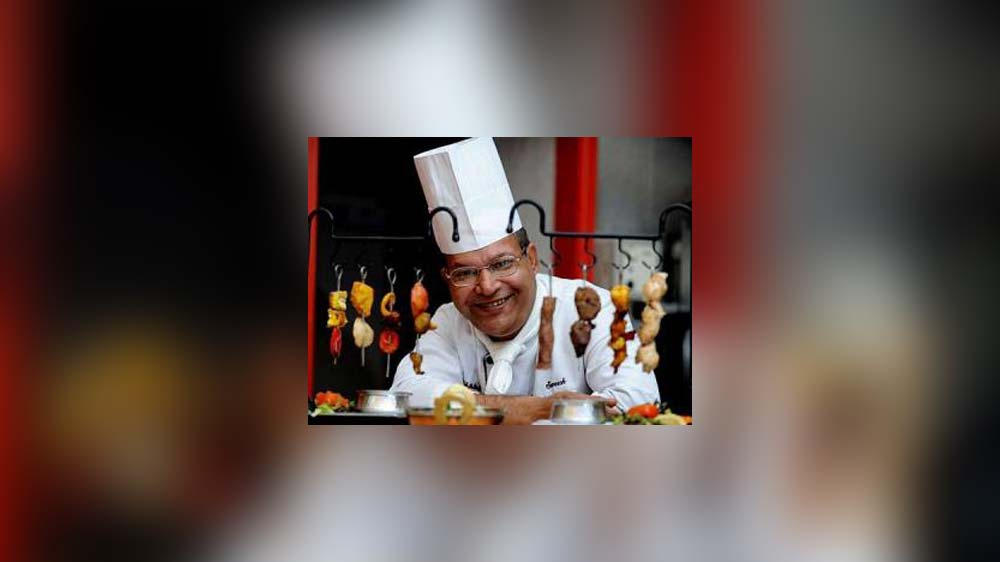 Sarvesh Jodan awarded best Chef in Wales, UK