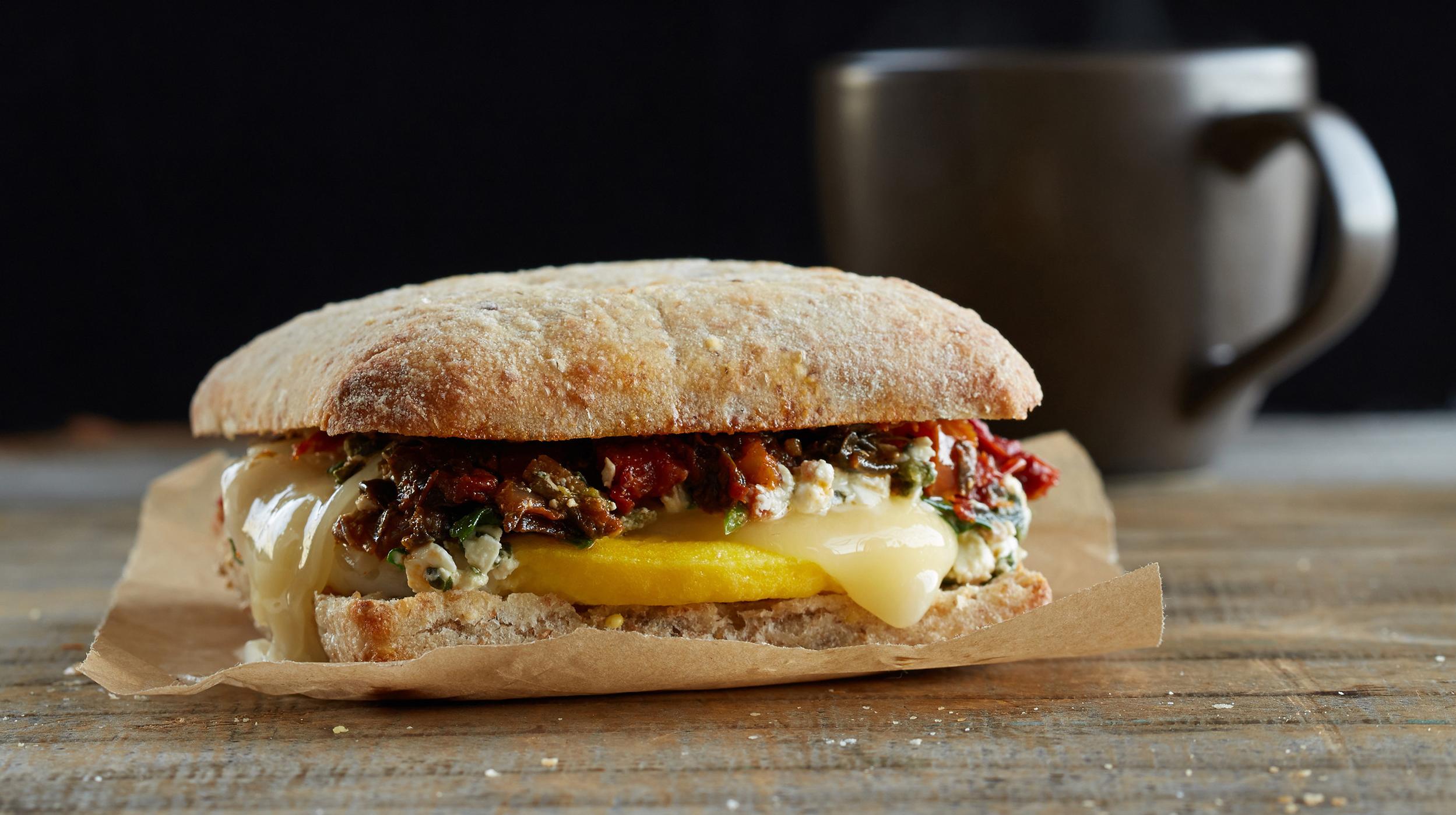 Starbucks introduces its first 'gluten-free breakfast sandwich'