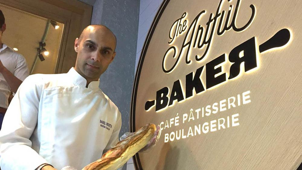 The Artful Baker opens outlet at Khan Market