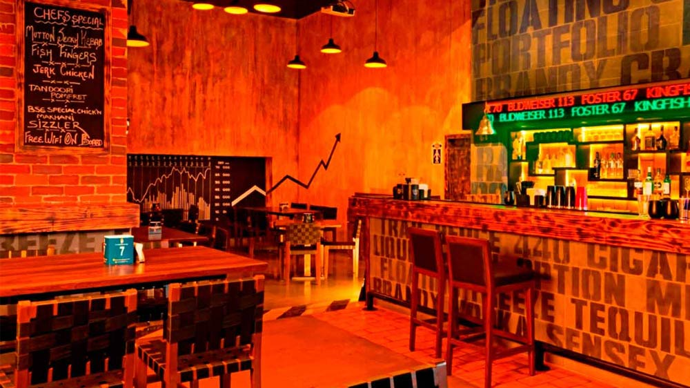 The Bar Stock Exchange to open three more outlets in Mumbai