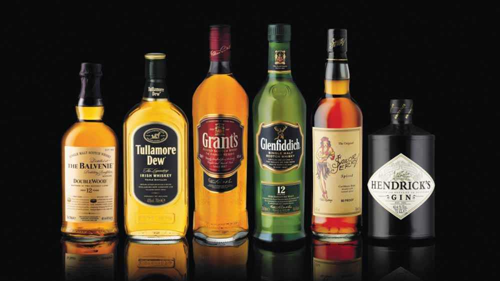 William Grant & Sons have acquired Drambuie whisky brand known for making varieties of cocktails.