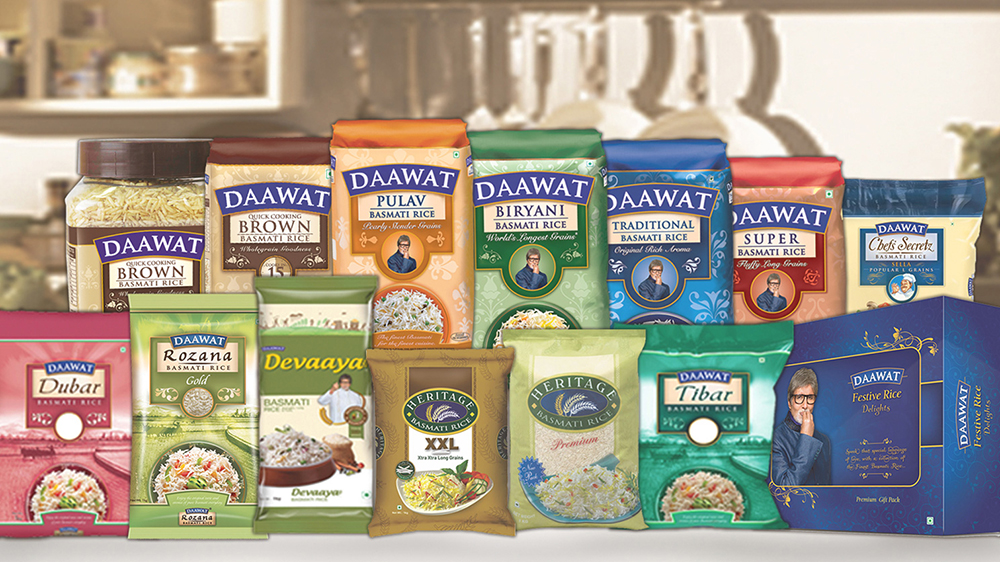 The company has partnered Japan's Kameda Seika to launch premium rice based snacks brand