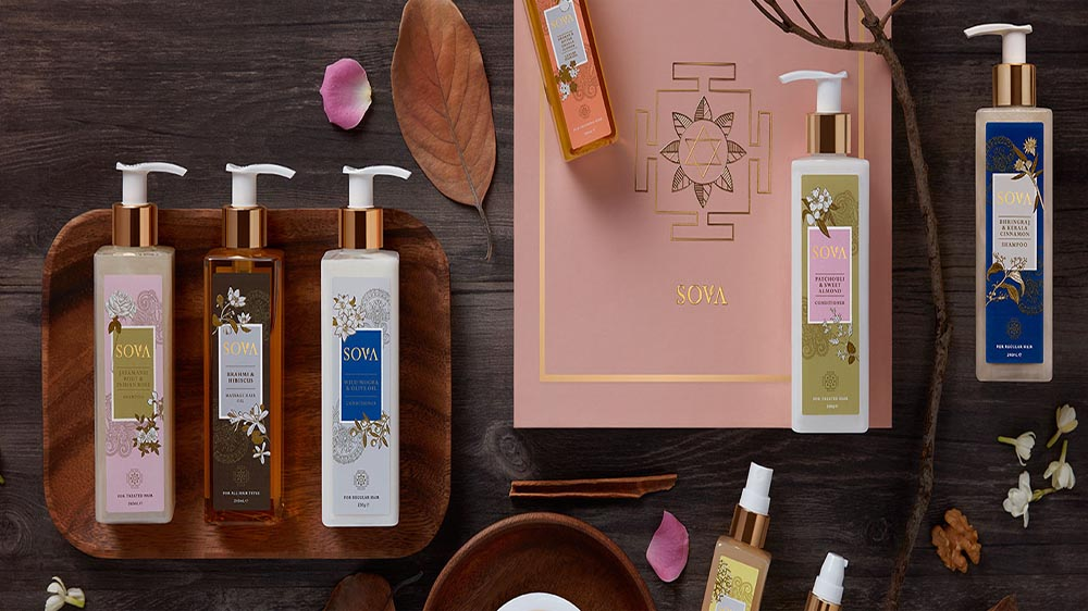 Sova Enters Body Care Segment With New Body Care Range