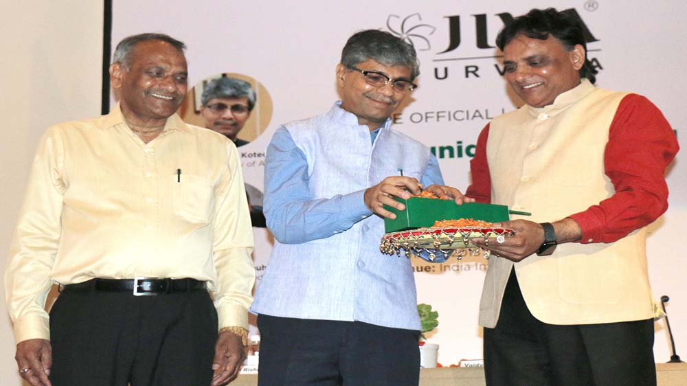 Jiva launches first-ever diagnostic protocols for Ayurveda
