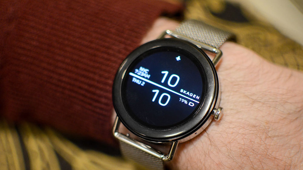 Skagen to bring Falster 2 Wear OS watch with fitness features