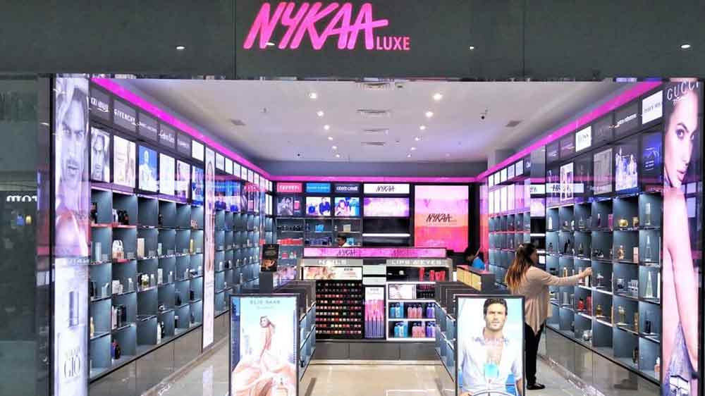 Nykaa Luxe flagship outlet launches at the Chanakya, Delhi