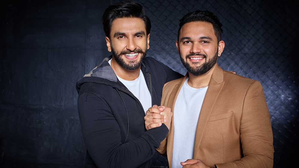 BigMuscles Nutrition appoints Ranveer Singh as their Brand Ambassador