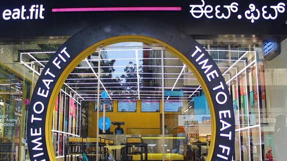Cure.fit launches its first 'Eat.fit' restaurant in Bengaluru