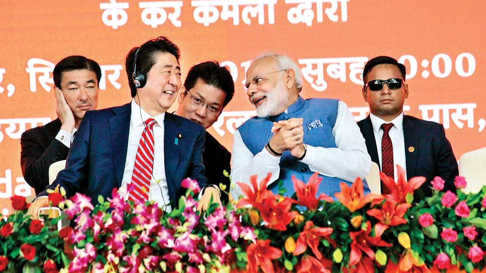 India and Japan to cooperate in the areas of Indian traditional medicinal systems