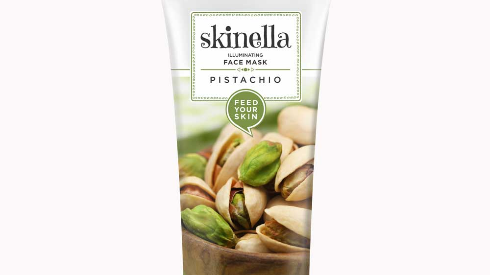 Skin care brand Skinella unveils Pistachio Illuminating Face Mask