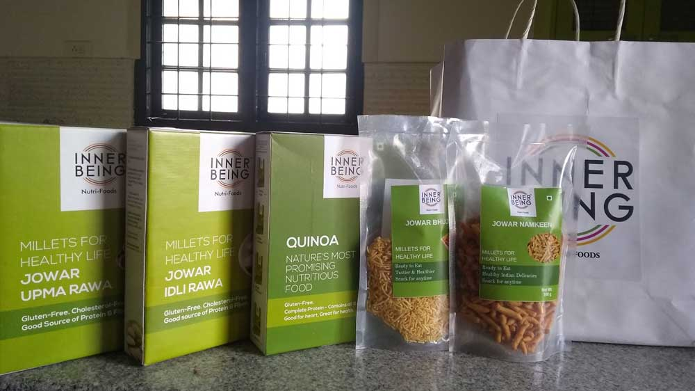 InnerBeing Wellness introduces millet-based breakfast and snack mixes