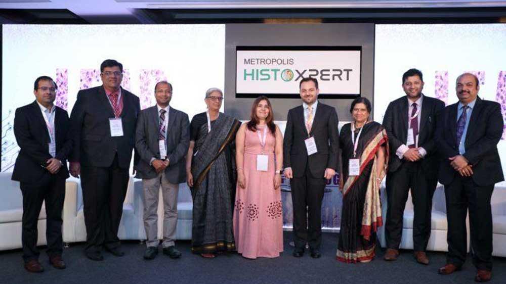 Metropolis HistoXpert Digital Diagnostic solution introduced in India