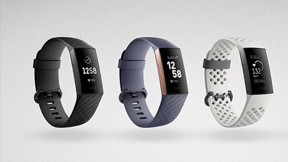 Fitbit launches its Charge 3 fitness tracker in India