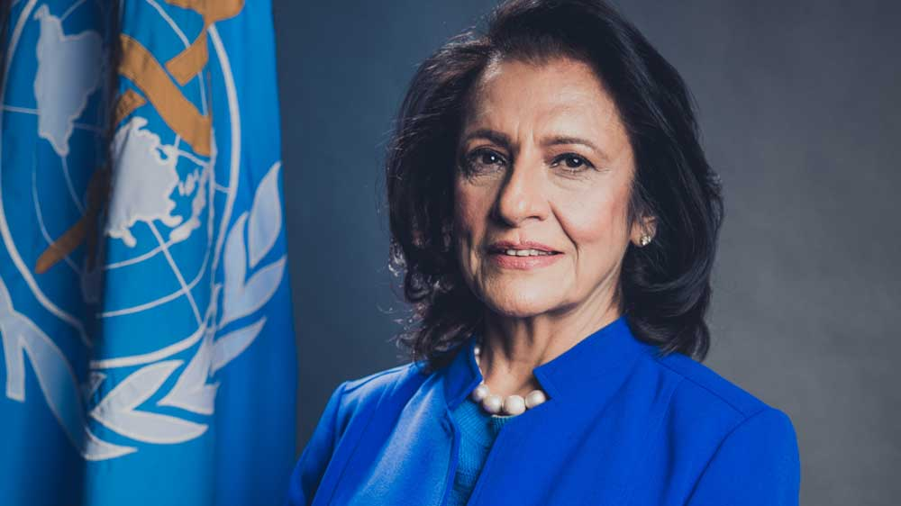 Dr Poonam Khetrapal Singh appointed as Regional Director for WHO South-East Asia for second term