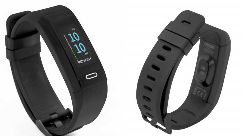 GOQii launches RunGPS smart band in India