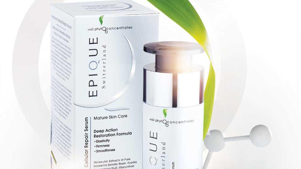 Epique launches premium Intensive Cellular Repair Serum