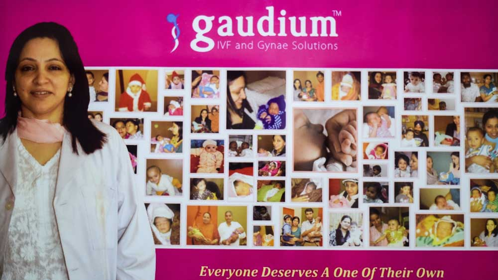 Dr Manika Khanna's Gaudium Women Hospital launched