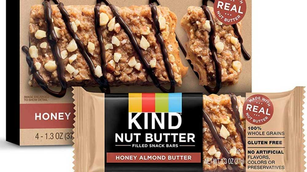 KIND Bars brings KIND Nut Butter Filled Snack Bars