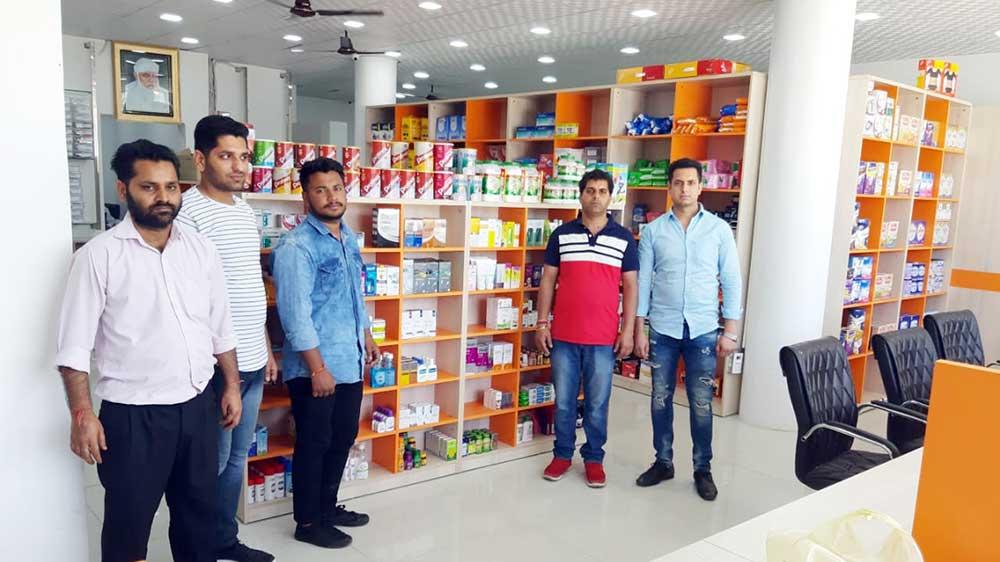 Dawa Khana launches outlet at Rehari, Jammu