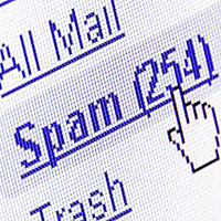 Businesses, beware of spam
