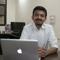 Aim to bring 1 million SMEs online: Ankit Gupta