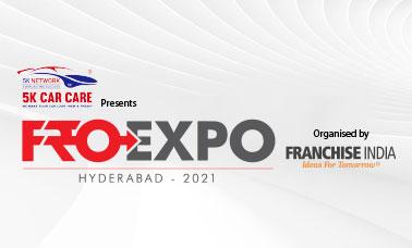 FROEXPO 2021 Hyderabad