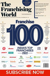 Subscribe for Franchise Magazine