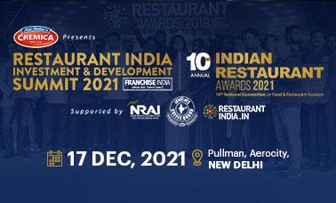 Restaurant Awards - National Edition