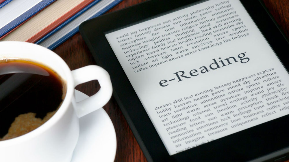 Blend Of E-Books In Publication Industry