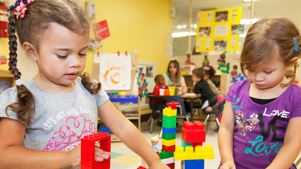 Educators Find Opportunities In Developing Children's Learning Activity Centers