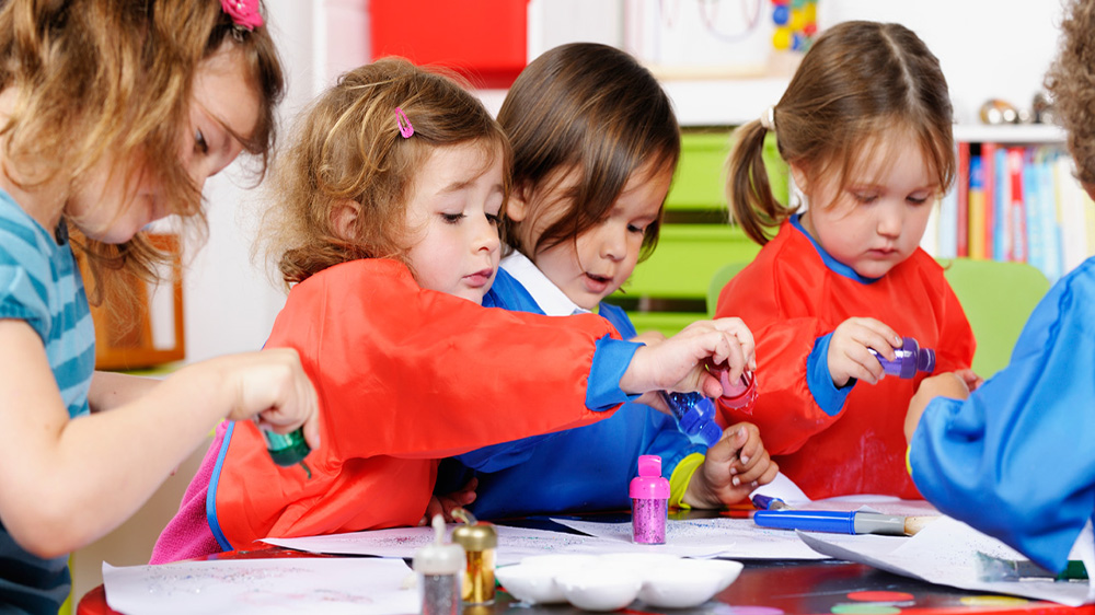 childcare franchise