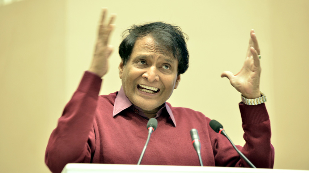 Suresh Prabhu Urges Education Fraternity to Recognize Challenges and Respond to Them