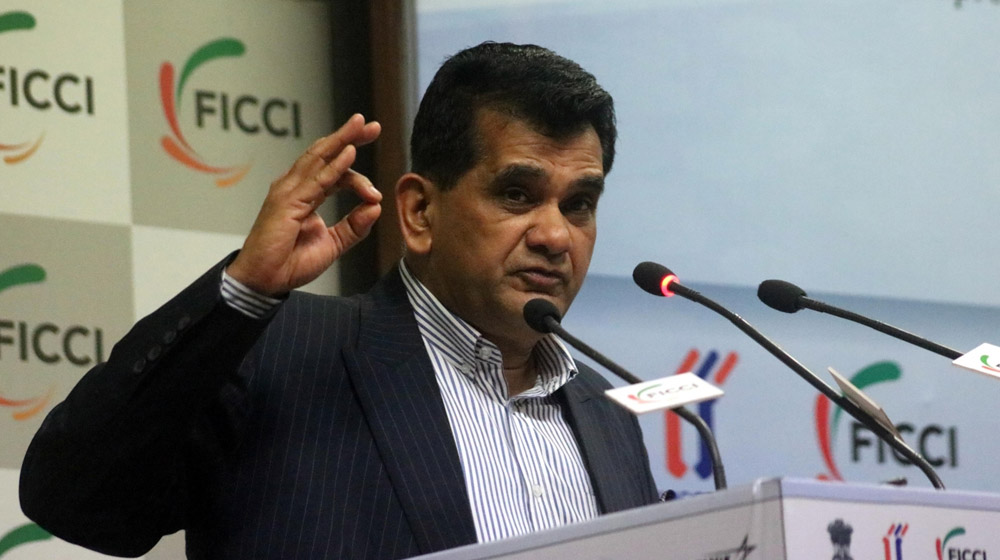 Amitabh Kant Outlines 6-point Agenda to Brand India as the Education & Research Hub of the World