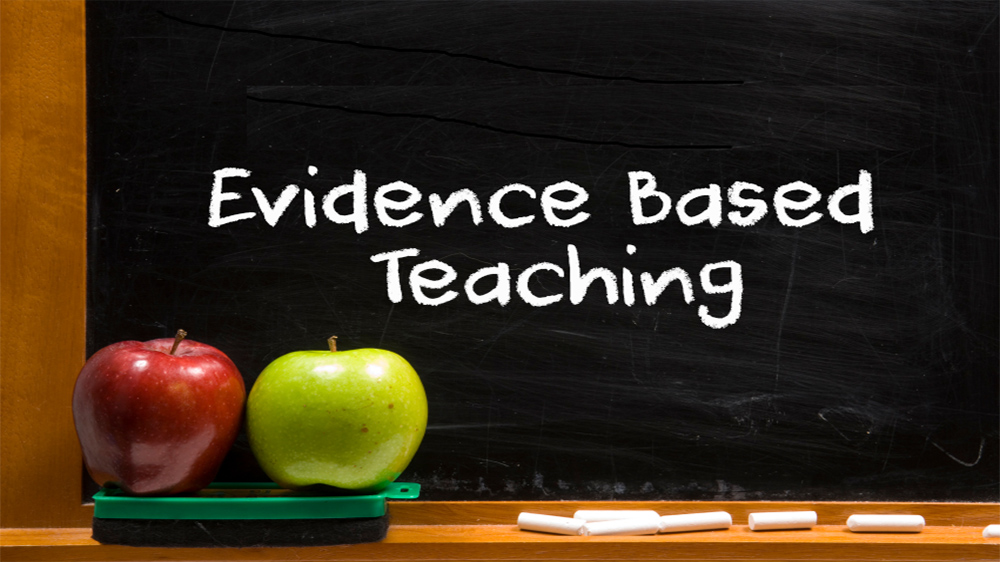 This Is How Evidence-Based Learning Could Be The Next Big Thing For Educators