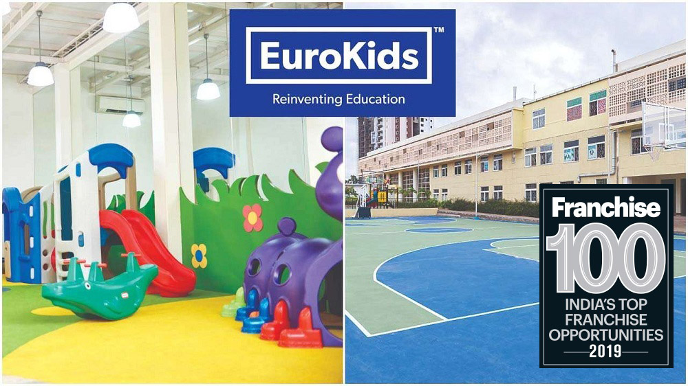 EuroKids to Shape Up New-Age Education as It Gets Selected in Top 100 Franchise List