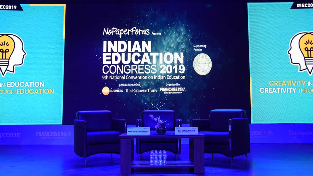 Highlights of the Indian Education Congress 2019