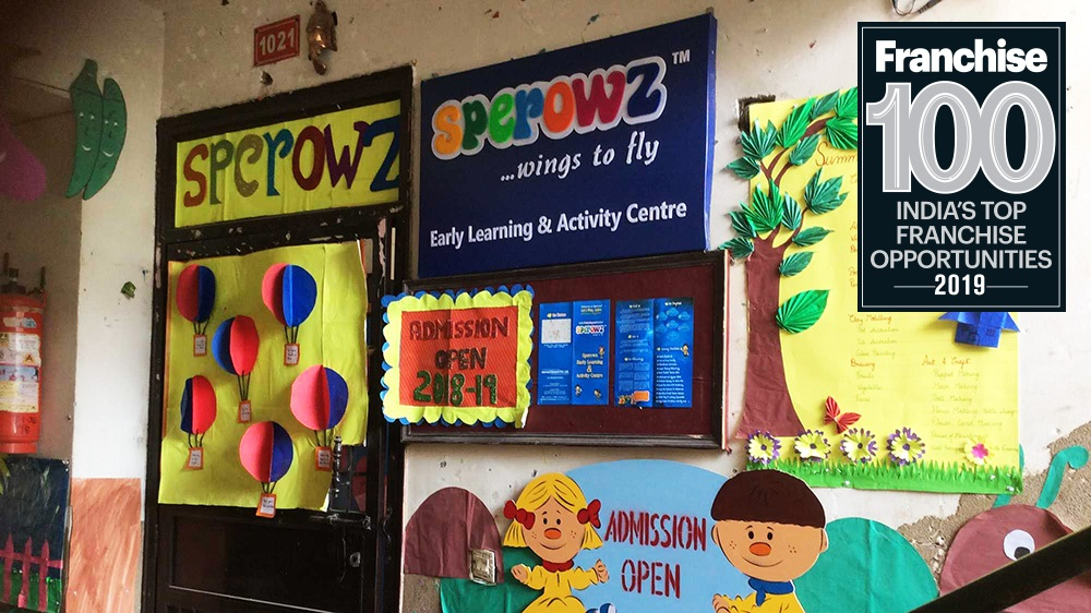 Keeping The Old-School Style Of Teaching Alive, Sperowz Walked Its Way Into The Top Franchise 100 Brands List