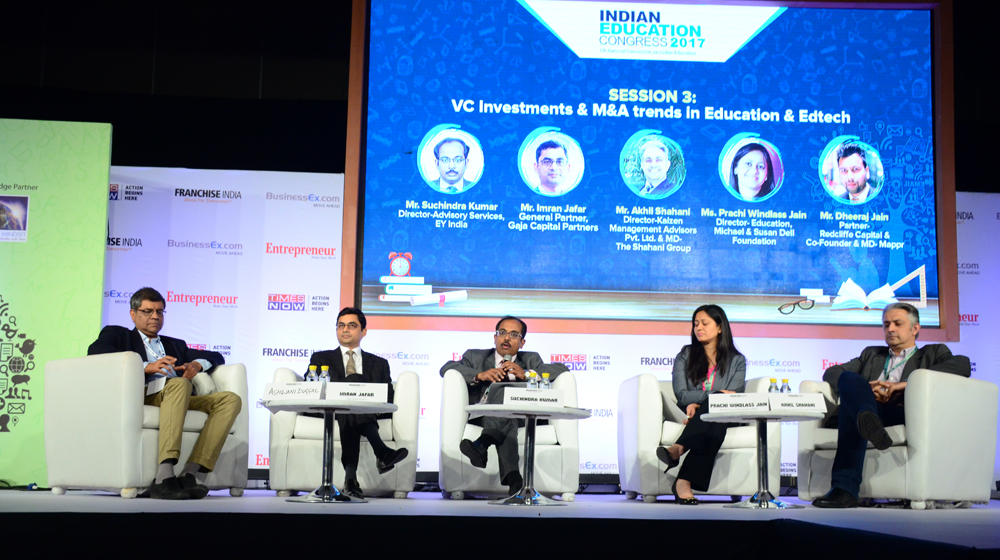 V3 Investments and M&A trends in Education and EdTech