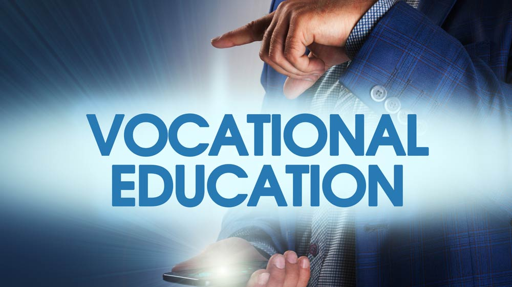 Is vocational education in India witnessing high response rate