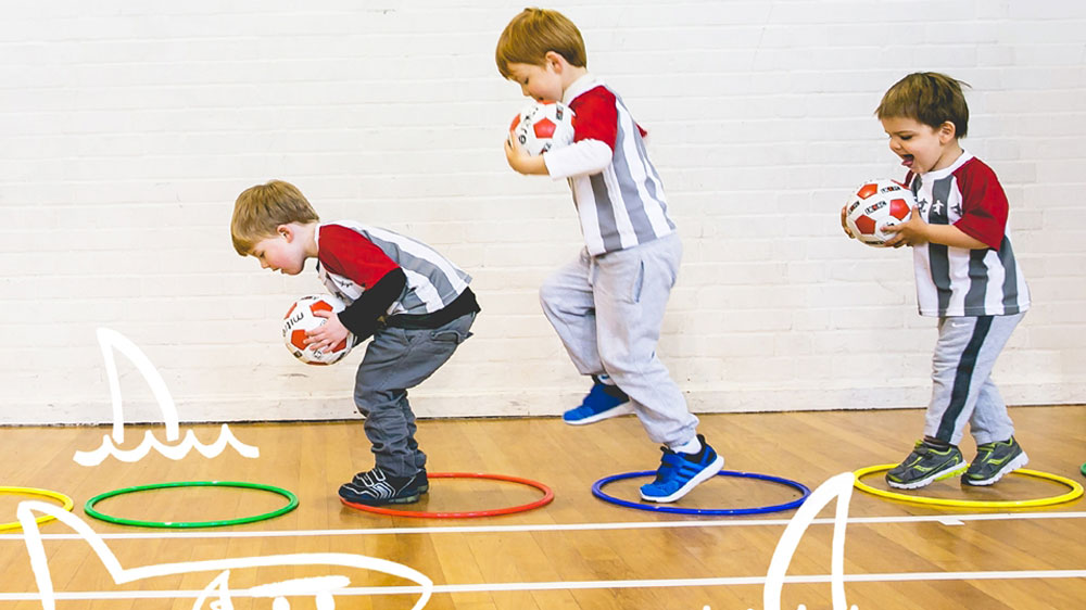 Little Kickers: The Home of Preschool Football