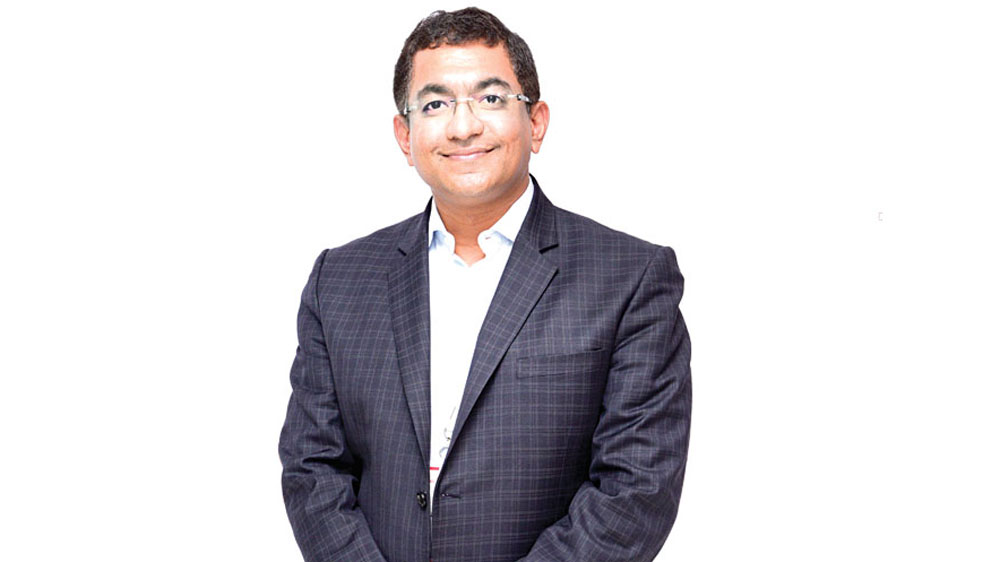 We are looking forward to reinventing education: Prajodh Rajan