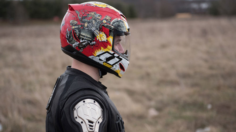 Explore massive opportunity in helmet business